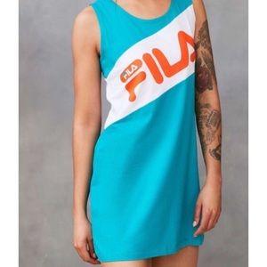 Fila T-Shirt Dress